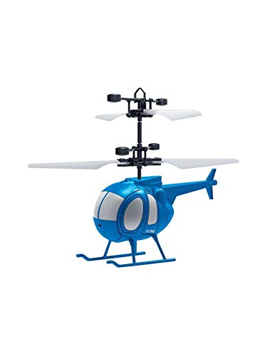 funnyfeng RC Hubschrauber, Mini Hubschrauber Aufhängung Induktionsflugzeug Puppe Schwerkraft Induktions Kampfhubschrauber Puppe Für Kinder Und Erwachsene