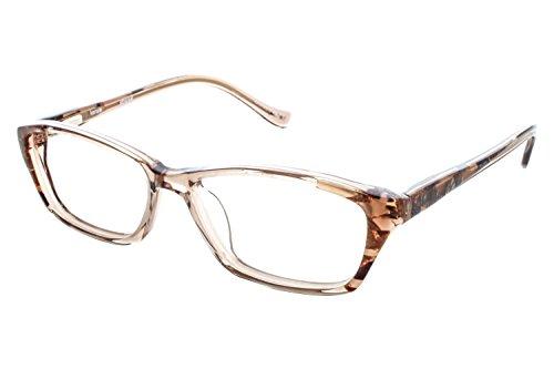 kensie-brillen-ethereal-bernstein-50-mm