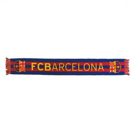 F.C. Barcelona Bufanda Roja