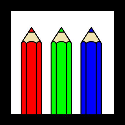 Zeichnen für Kinder (Farbstifte, Deutsch)