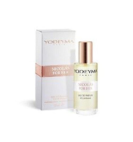 Yodeyma Nicolas For Her woman eau de parfum 15 ml