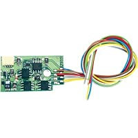Uhlenbrock 76200 Multiprotokoll-Lokdecoder (für Loks mit Allstrommotoren)