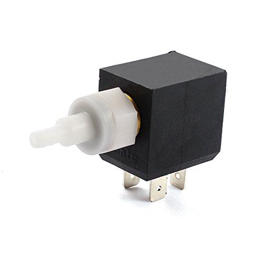 sourcing map Offener Rahmen Gasventil elektrisches AC Magnetventil Elektromagnet 120V (Magnetventil-120v)
