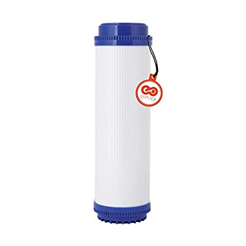 10 Inch RO Reverse Osmosis Granular Activated Carbon GAC Water Filter Cartridge