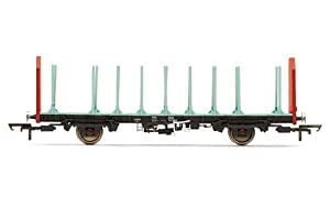 Hornby R6847 EWS OTA Carretilla de Madera