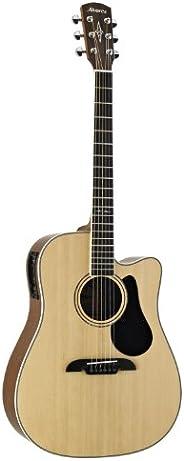 Alvarez - AD60CE Dreadnought Guitarra electroacústica