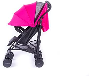Baby Monsters Silla de paseo Fast color Fucsia