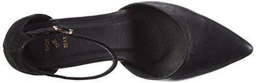Shoe the Bear Polina, Escarpins Femme Multicolore (110 Black)