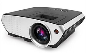 Play™ Projector 3D Full HD LED Projector 3000Lumens TV Home Theater LCD Video VGA Beamer with 1 Year Warranty