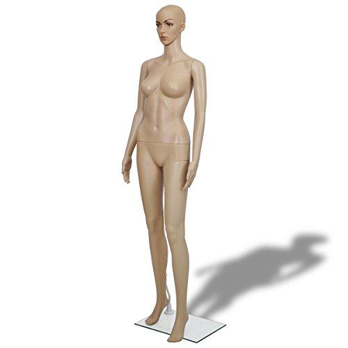 uppe 175cm Mannequin Frau Weiblich Puppe Schaufensterfigur ()
