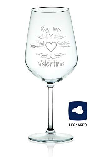 'Leonardo Verre à vin \