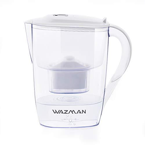 Wazman Wasserfilter 268BWeiße im Test