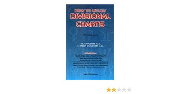 How to Study Divisional Charts: Amazon in: V K  Choudhry: Books