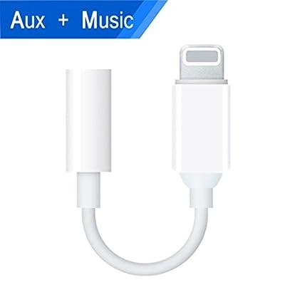 Achat FEIYA Lightning à 3.5mm Adaptateur de Prise Casque pour iPhone X iPhone 8/8 Plus iPhone7/7 Plus de FEIYA
