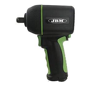 Jbm 52983 Pistola de impacto, 1/2″m