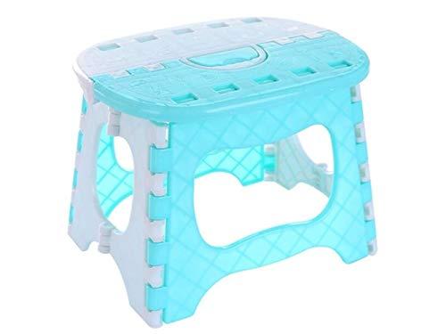 Panpa sgabello step pieghevole in plastica portatile per bambini