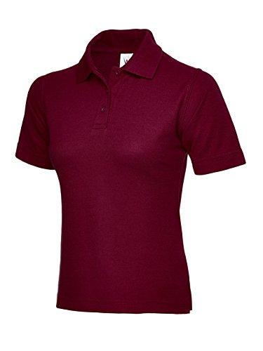 Uneek clothing - Polo -  - Polo - Col polo - Manches courtes Femme Marron