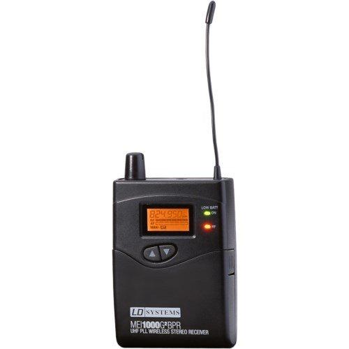 LD Systems MEI 1000 G2 BPR - InEar Taschen-Empfänger