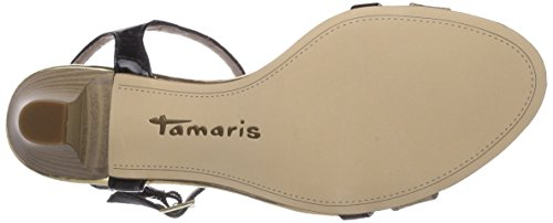 Tamaris 28309, Sandales femme Multicolore (Black Comb 098)
