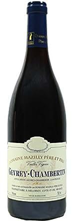 Gevrey-Chambertin, Vieilles Vignes, Domaine Mazilly (Bourgogne), 2012 - vin rouge