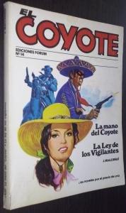 La Mano Del Coyote descarga pdf epub mobi fb2