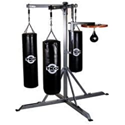 TKO Commercial Heavy Bag Stand - Black
