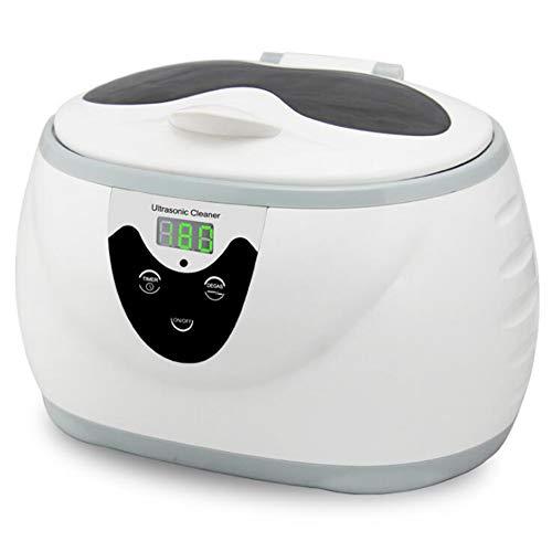 Cleaner Digital Ultraschallreiniger Maschinenkorb Schmuck Uhren Dental Maniküre Münzen 0.6L 35W 40kHz Ultraschallbad -