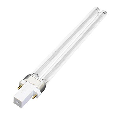 Everfarel Bombilla de repuesto lámpara UVC Tubo Bombilla UV de repuesto 11W