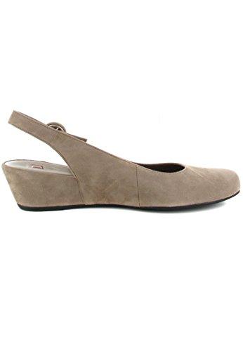 Slingback Shoe 4212 Taupe