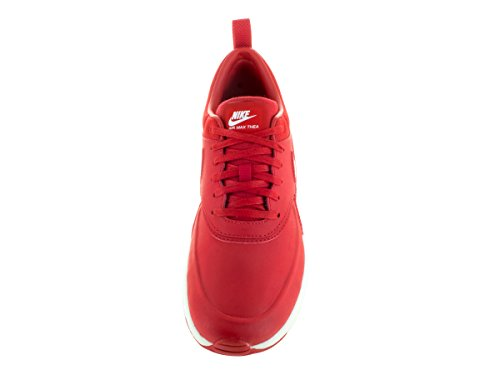 Nike Wmns Air Max Thea Prm Scarpe da ginnastica, Donna Rosso (Rojo (Unvrsty Rd / Unvrsty Rd-Sl-White))