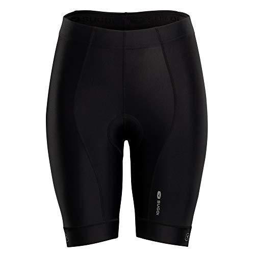 Sugoi Damen Classic Shorts, Herren, U384000FBLK1, Schwarz, XL -