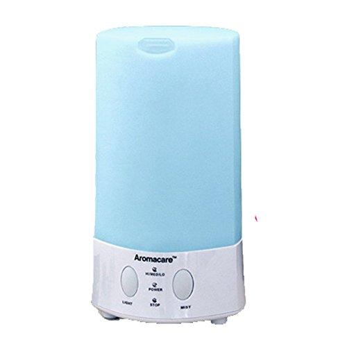 Diffuseur d'Huiles Essentielles Humidificateur Portable Ultrasonique Brume Fraîche Arôme Diffuseur de Parfum pour SPA, Yoga, Maison, Bureau