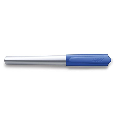 Lamy 1220456 nexx Füllhalter Kunststoff Feder M, blau