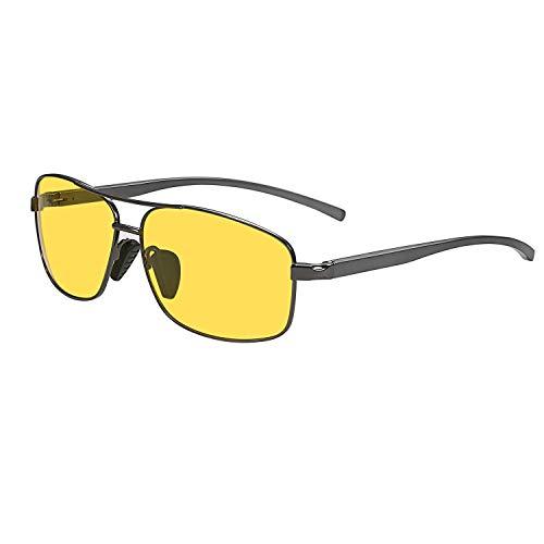 Aroncent Polarisiert Sonnenbrille, Outdoor Sunglasses Verfärbung Sport Brille UV 400 Radbrille für Skilaufen Golf Radfahren Laufen Angeln Baseball