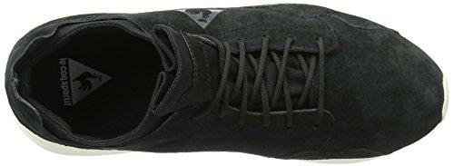 Le Coq Sportif Damen Lcs R Flow W Sneakers Schwarz (Black)