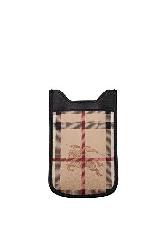 burberry-iphone-case-3-3s-4-4s-fabric-and-leather-color-black-and-check-classic-burberry-logo-85x125