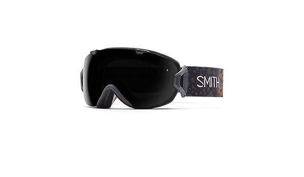 bf130951e91f Smith Goggles Ski Goggles Smith I OS Asian Fit IS7BKES16-GA  Amazon.co.uk   Sports   Outdoors