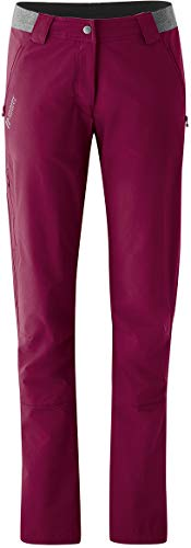 Maier Sports Norit 2.0 Pants Damen red Plum Größe EU 42 (Regular) 2019 Hose -