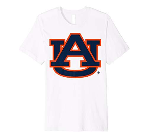 Auburn Damen T-shirt (Auburn Tigers Chevron Anchor T-Shirt - Apparel)