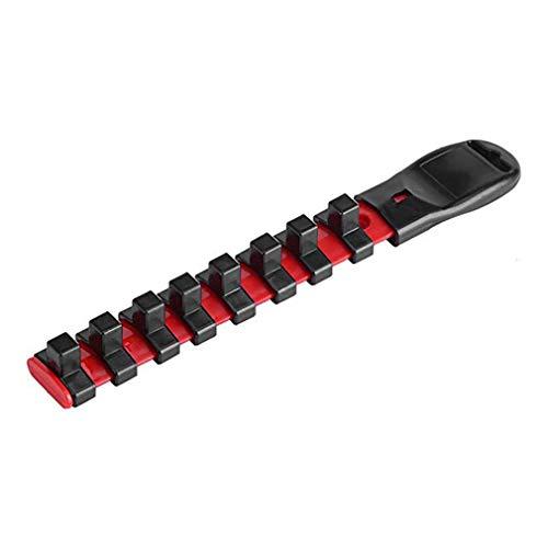 ganizer Antrieb der Wand befestigter Sockel Storage Rack-Schiene-Behälter-Halter ()