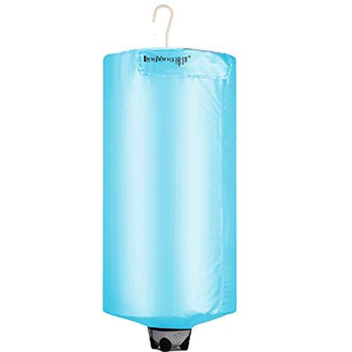 Séchoir Portable Petit Format Dortoir Séchoir Électrique,Peut Être Ajouté Aux Huiles Essentielles,Blue