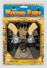 Western Rider Cowboy Gun