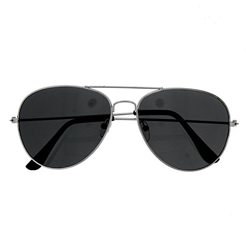 Zac's Alter Ego® Unisex Fancy Dress Police Aviator Glasses