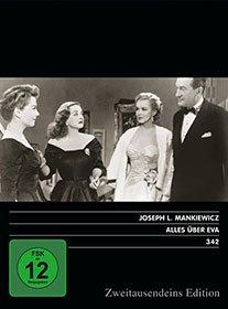 Alles über Eva. Zweitausendeins Edition Film 342.