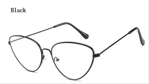 AQCSDF Anti-Blaue Brille Neu Cat Eye Anti-Blaulicht-Sperrfilter Reduz