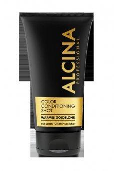 Alcina Color Conditioning Shots 150ml, gold (Haar Gold Gefärbtes)