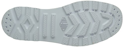 PalladiumUs Oxford Lp F - Sneaker Donna Bianco (White/white)
