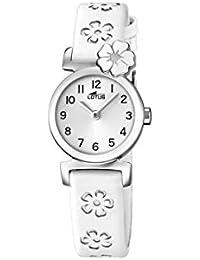 72c8dd60a4de Lotus Reloj Análogo clásico para niñas de Cuarzo con Correa en Cuero 18174 1