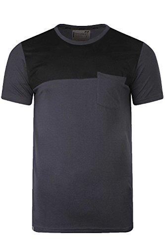 Dissident Herren T-Shirt Slate Blue