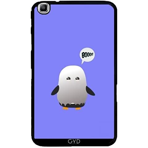 Custodia per Samsung Galaxy Tab3 8.0 SM-T310 - Halloween Penguin by ilovecotton
